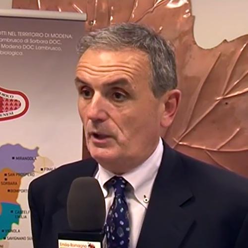 Ermi Bagni, direttore Consorzio Marchio Storico Lambruschi Modenesi