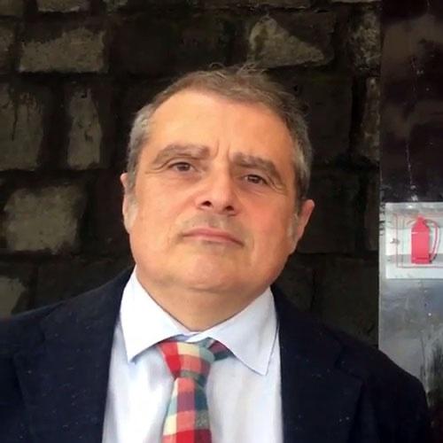 Fabrizio Carrera, giornalista