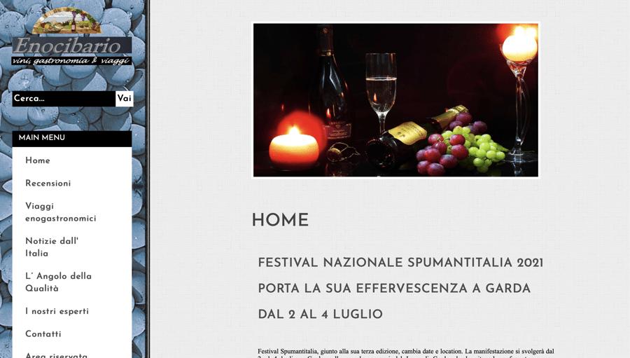 ENOCIBARIO: Festival Nazionale Spumantitalia 2021 porta la sua effervescenza a Garda dal 2 al 4 luglio
