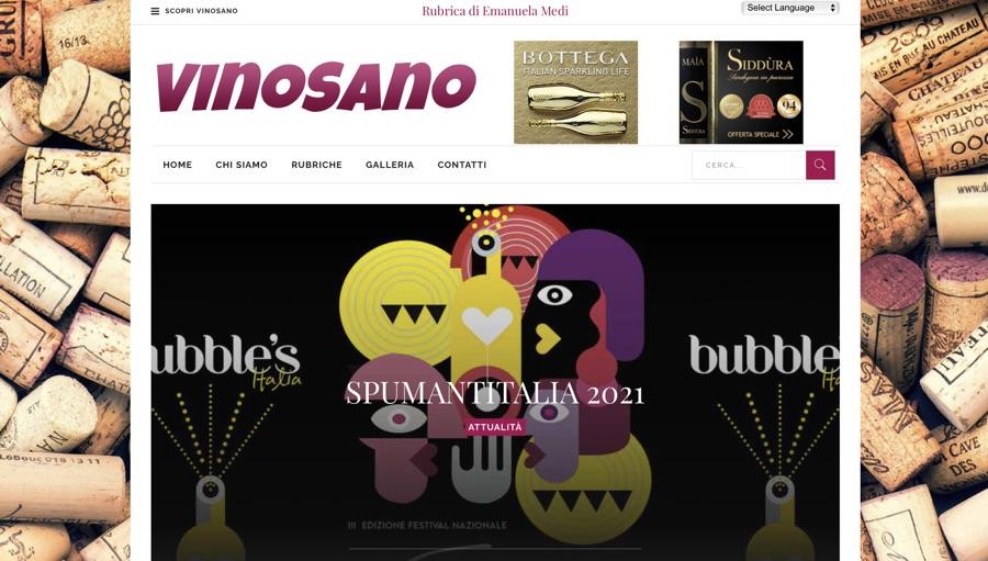 Vinosano.com: Spumantitalia 2021